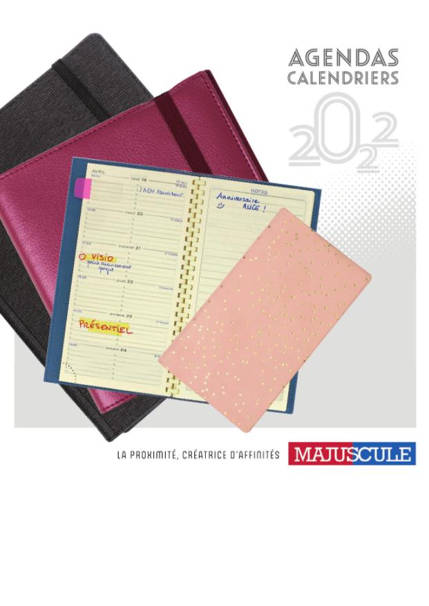 Catalogue Agenda 2022